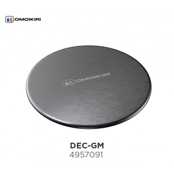 Декоративный элемент для корзинчатого вентиля DEC-GM