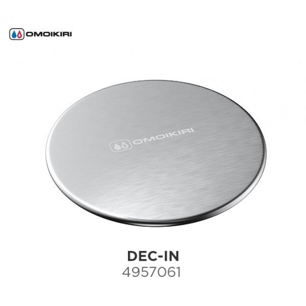 Декоративный элемент для корзинчатого вентиля DEC-IN