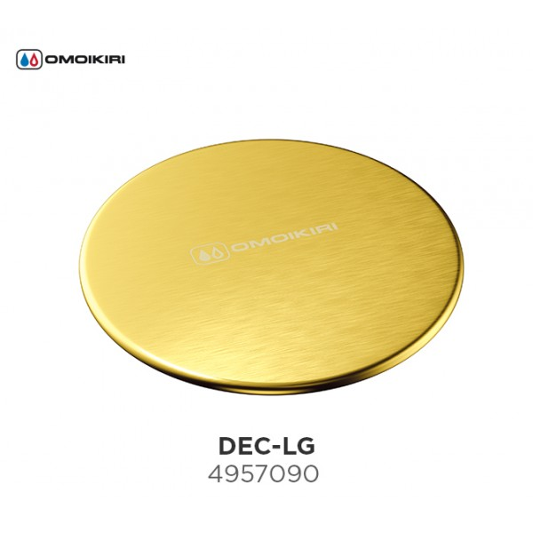 Декоративный элемент для корзинчатого вентиля DEC-LG