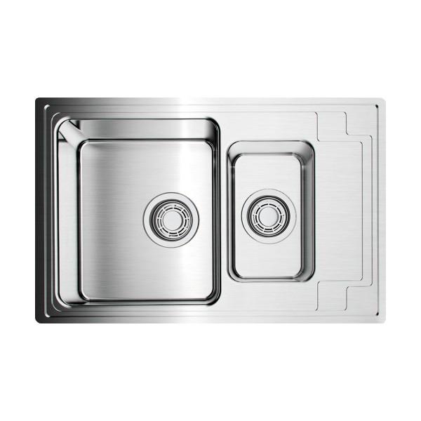 Кухонная мойка Omoikiri Mizu 78-2-IN