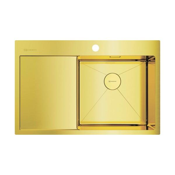 Кухонная мойка Omoikiri Akisame 78-LG-R