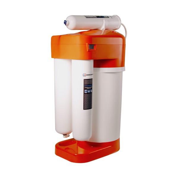 Фильтр для воды обратного осмоса Omoikiri Pure Drop 2.1.4